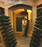 Take a cellar tour